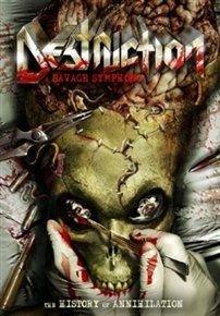 Destruction: A Savage Symphony (Region 1 Import DVD): Destruction