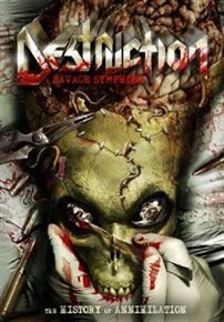 Destruction: A Savage Symphony (Region 1 Import DVD): Destruction