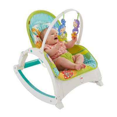 Fisher Price New Style Newborn To Toddler Rocker: