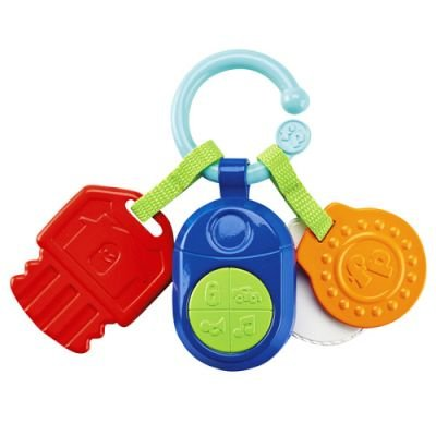 Fisher Price Musical Clacker Keys: