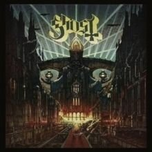 Ghost - Meliora (CD): Ghost