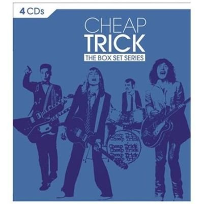 Box Set Series:cheap Trick CD (2014) (CD): Cheap Trick