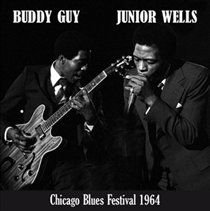 Buddy Guy And Junior Wells - Chicago Blues Festival (Vinyl record, Import): Buddy Guy And Junior Wells