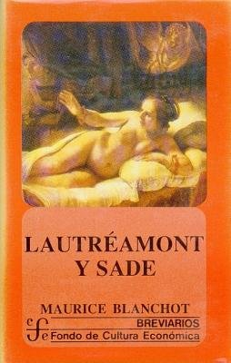 Lautreamont y Sade (Spanish, Hardcover): Maurice Blanchot
