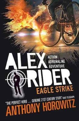 Eagle Strike (Paperback): Anthony Horowitz