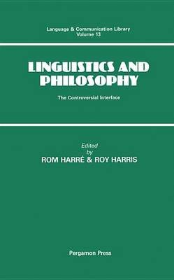 Linguistics and Philosophy (Electronic book text): R. Harris
