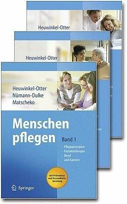 Menschen Pflegen - Im Set - Set: Bd. 1, Bd. 2 Und Bd. 3 (German, Book, 2008): Annette Heuwinkel-Otter, Anke Na1/4mann-Dulke,...