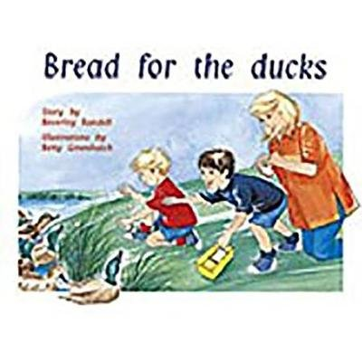 Rigby PM Plus - Leveled Reader Bookroom Package Yellow (Levels 6-8) Bread for the Ducks (Paperback): Rigby