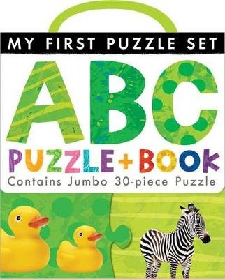 ABC Puzzle and Book (Book): Na