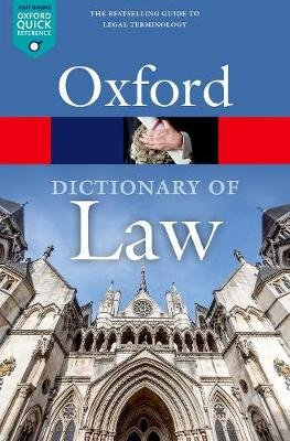 A Dictionary of Law (Paperback, 9th Revised edition): Jonathan Law