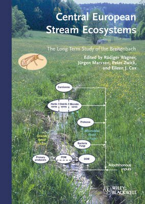 Central European Stream Ecosystems - The Long Term Study of the Breitenbach (Hardcover): Rudiger Wagner, Jurgen Marxsen, Peter...