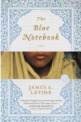 The Blue Notebook (Paperback): James A. Levine