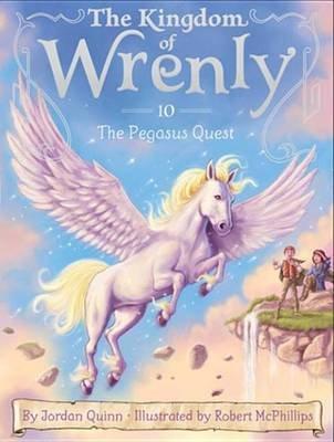 Pegasus Quest (Electronic book text): Jordan Quinn