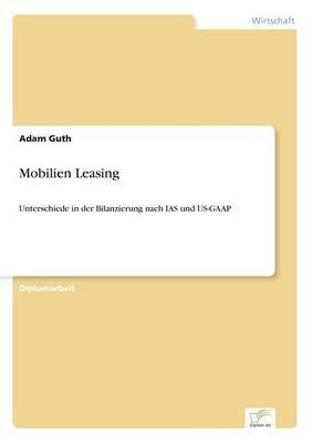 Mobilien Leasing (German, Paperback): Adam Guth