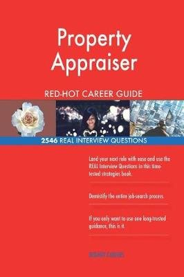 Placement Director Red-Hot Career Guide; 2586 Real Interview Questions (Paperback): Red-Hot Careers