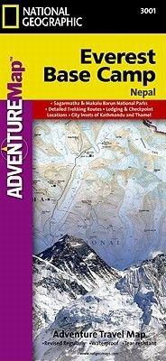Everest Base Camp Adventure Nepal (Sheet map, folded):