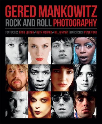 Gered Mankowitz - Rock and Roll Photography (Hardcover): Gered Mankowitz, Brian Southall