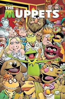 The Muppets Omnibus (Hardcover): Roger Langridge