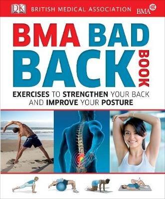 BMA Bad Back Book (Paperback): Dk
