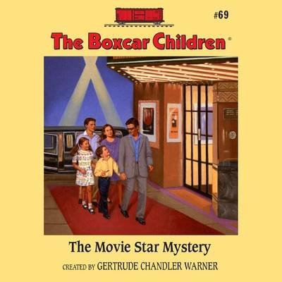 The Movie Star Mystery (Downloadable audio file): Gertrude Chandler Warner