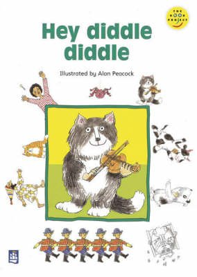 Longman Book Project: Fiction: Band 1: Our Favourite Rhymes Cluster: Hey Diddle Diddle - Set of 6 (Paperback):