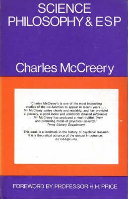Science, Philosophy and Extrasensory Perception (Hardcover, New edition): Charles McCreery