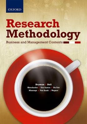 Research methodology (Paperback, 5 Ed):