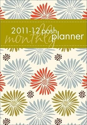 Posh Asters 2 Years 2011 Monthly (Calendar): Andrews McMeel Publishing