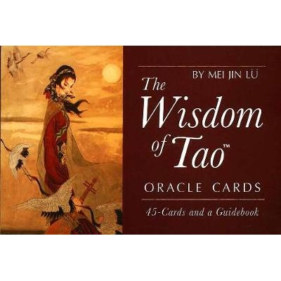 The Wisdom of Tao Oracle Cards (Kit): Mei Jin Lu