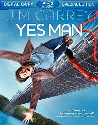 Yes Man (Region A Import Blu-ray disc, Special): Jim Carrey, Zooey Deschanel, Bradley Cooper, John Michael Higgins, Terence...