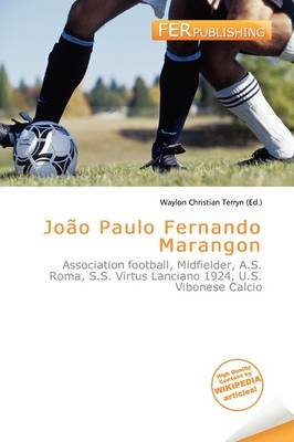 Jo O Paulo Fernando Marangon (Paperback): Waylon Christian Terryn