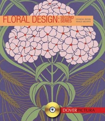 Floral Design - Second Series (Paperback, Green): Alan Weller