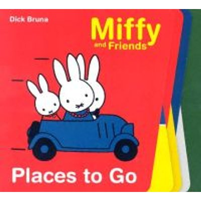 Places to Go (Board book): Dick Bruna