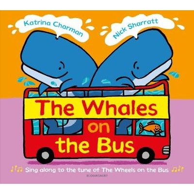 The Whales On The Bus (Paperback): Katrina Charman
