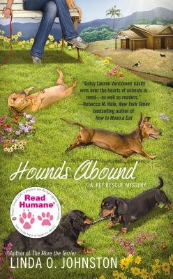 Read Humane Hounds Abound (Paperback): Linda O Johnston
