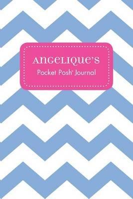 Angelique's Pocket Posh Journal, Chevron (Paperback): Andrews McMeel Publishing