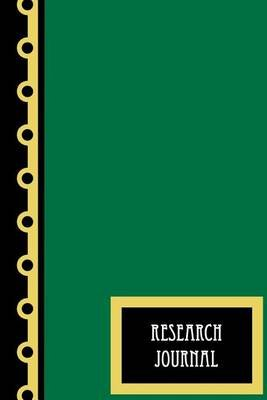 Research Journal - Forest (Paperback): M Clemons