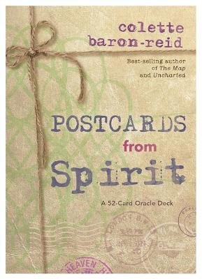 Postcards from Spirit - A 52-Card Oracle Deck (Cards): Colette Baron-Reid