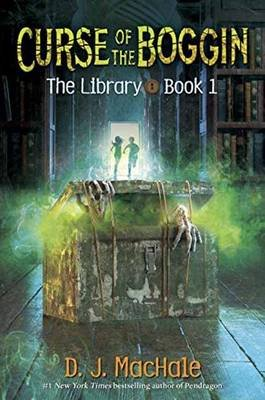 Library: Book 1 (Hardcover): D. J Machale