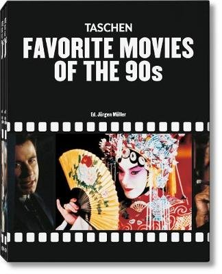 Favorite Movies of the 90s (Hardcover): Jurgen Muller