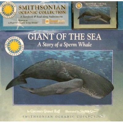 Giant of the Sea - The Story of a Sperm Whale (Hardcover): Courtney Granet Raff
