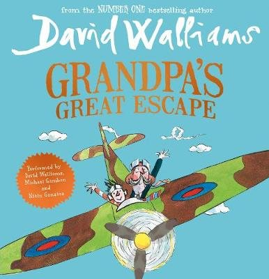 Grandpa's Great Escape (Downloadable audio file, Unabridged edition): David Walliams