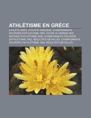 Athletisme En Grece - Athlete Grec, Athlete Grecque, Championnats D'Europe D'Athletisme 1969, Coupe Du Monde Des...