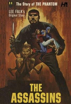 The Phantom The Complete Avon Novels Volume 14 - The Assassins (Paperback): Lee Falk