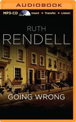 Going Wrong (MP3 format, CD): Ruth Rendell