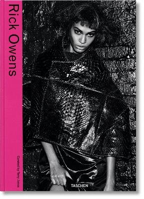 Rick Owens (English & Foreign language, Book): Terry Jones