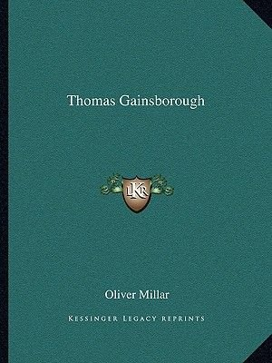 Thomas Gainsborough (Paperback): Oliver Millar
