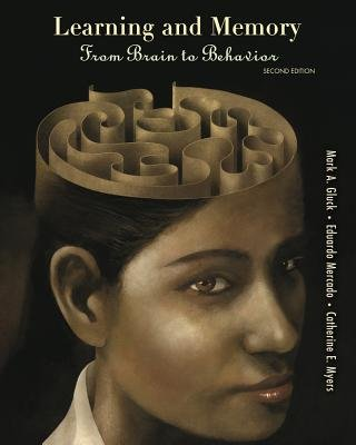 Learning and Memory - From Brain to Behavior (Hardcover, 2nd): Mark A. Gluck, Eduardo Mercado, Catherine E Myers