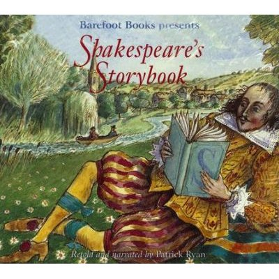 Shakespeare's Storybook - 2-CD Set (CD): Patrick Ryan