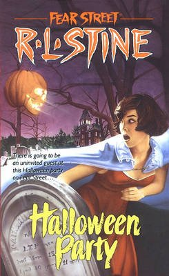Halloween Party (Hardcover): R . L. Stine
